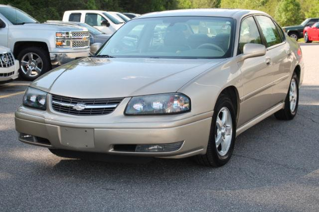 2005 chevrolet impala ls 4dr sedan in hickory nc everett chevrolet. Cars Review. Best American Auto & Cars Review