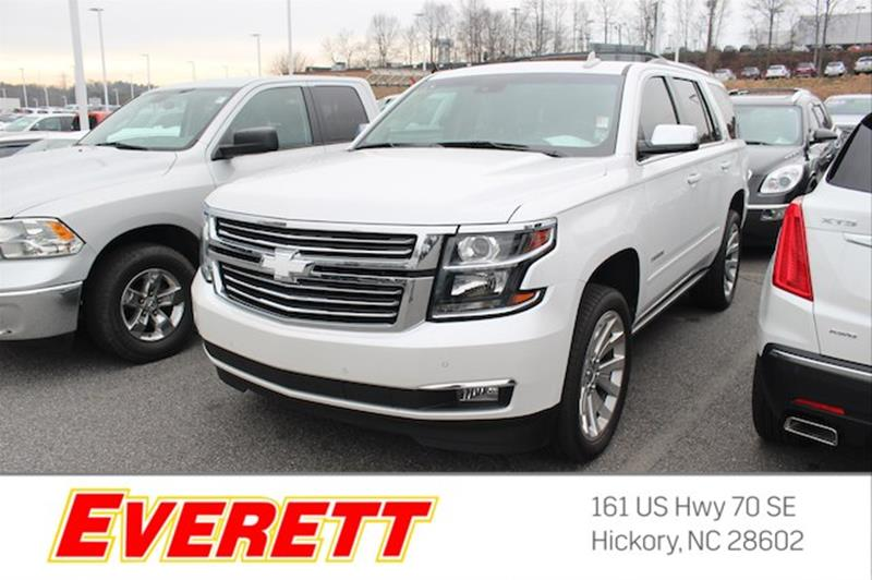 2016 chevrolet tahoe for sale in north carolina. Black Bedroom Furniture Sets. Home Design Ideas