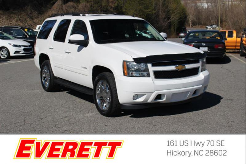 chevrolet tahoe for sale in hickory nc. Black Bedroom Furniture Sets. Home Design Ideas