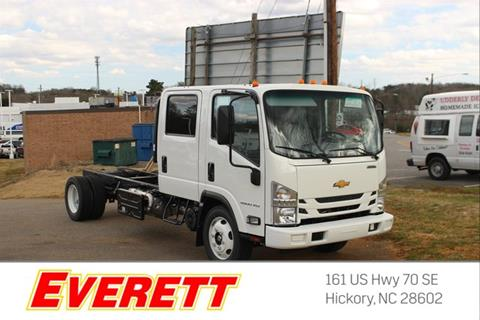 2019 Chevrolet 5500HD LCF / 5500XD LCF for sale in Hickory, NC