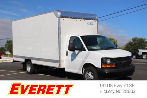2017 Chevrolet Express Cutaway for sale in Hickory NC
