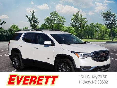 2018 GMC Acadia for sale in Hickory NC