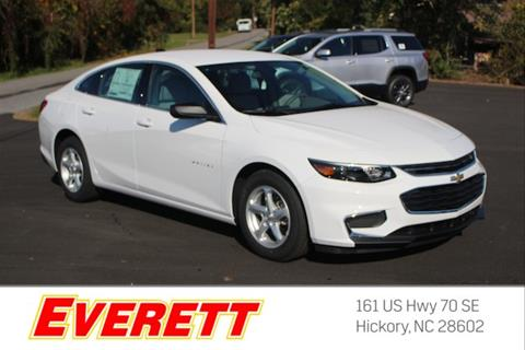 2017 Chevrolet Malibu for sale in Hickory, NC