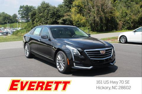 2017 Cadillac CT6 for sale in Hickory, NC