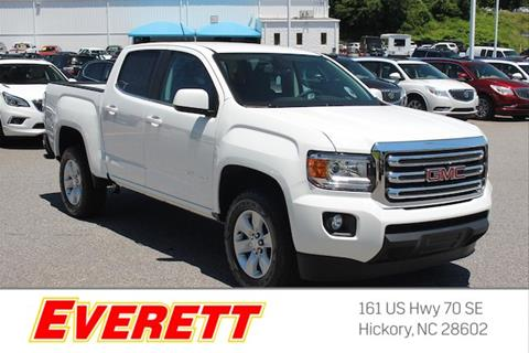 2017 GMC Canyon for sale in Hickory, NC