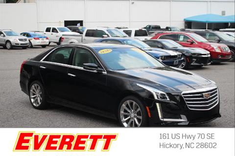 2017 Cadillac CTS for sale in Hickory NC