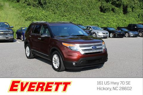 2015 Ford Explorer for sale in Hickory NC