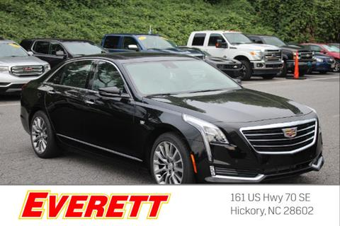 2018 Cadillac CT6 for sale in Hickory, NC