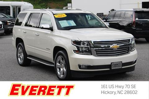 2015 chevrolet tahoe for sale in north carolina for Scotland motors inc laurinburg nc