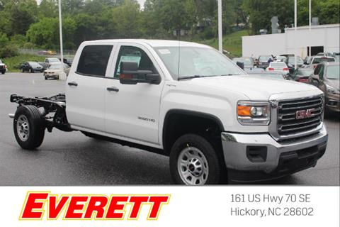 2017 GMC Sierra 3500HD for sale in Hickory, NC