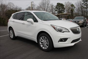 2017 Buick Envision for sale in Hickory, NC