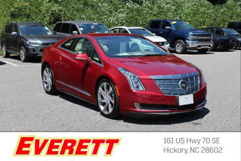 2014 Cadillac ELR for sale in Hickory NC