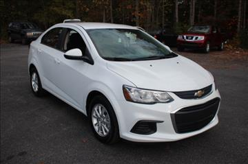 2017 Chevrolet Sonic for sale in Hickory, NC