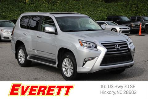 2015 Lexus GX 460 for sale in Hickory, NC