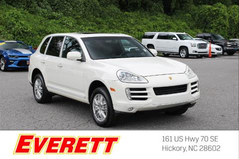 2008 Porsche Cayenne for sale in Hickory NC