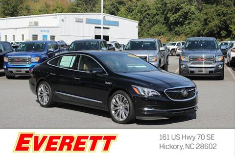 2017 Buick LaCrosse for sale in Hickory NC