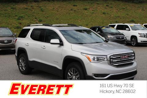 2017 GMC Acadia for sale in Hickory, NC