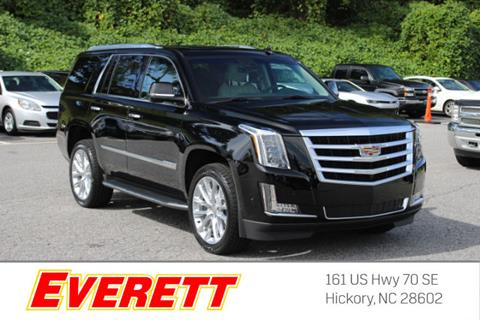 2018 Cadillac Escalade for sale in Hickory, NC