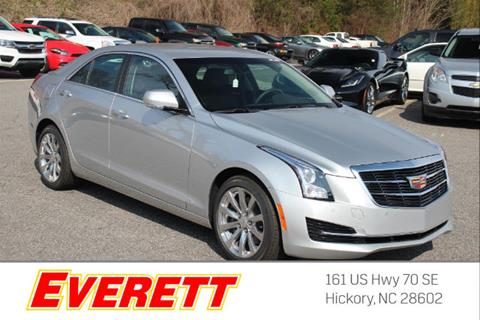 2017 Cadillac ATS for sale in Hickory, NC