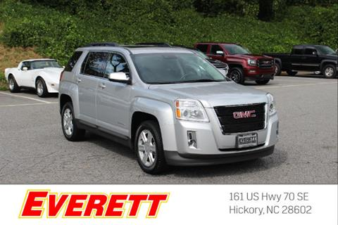 2014 GMC Terrain for sale in Hickory NC