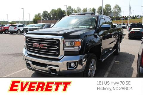 2015 GMC Sierra 2500HD for sale in Hickory, NC