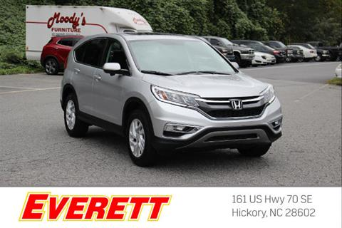 2016 Honda CR-V for sale in Hickory NC