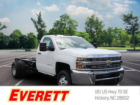 2017 Chevrolet Silverado 3500HD CC for sale in Hickory, NC