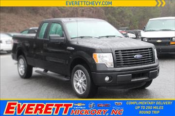 2014 Ford F-150 for sale in Hickory, NC