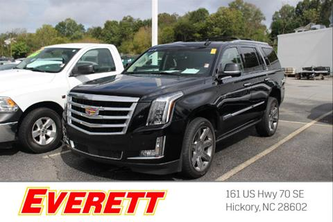 2016 Cadillac Escalade for sale in Hickory, NC