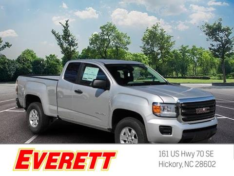 2018 GMC Canyon For Sale In Hickory, NC