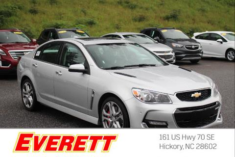 2017 Chevrolet SS for sale in Hickory, NC