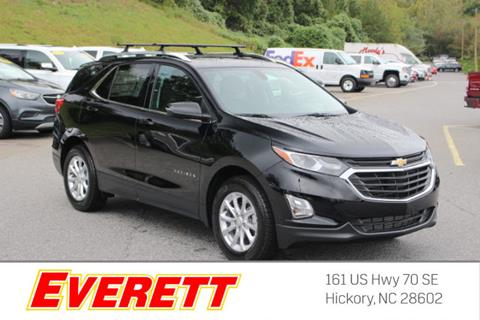 2018 Chevrolet Equinox for sale in Hickory, NC