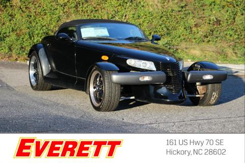 1999 Plymouth Prowler for sale in Hickory NC