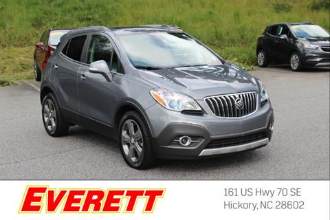 2014 Buick Encore for sale in Hickory, NC