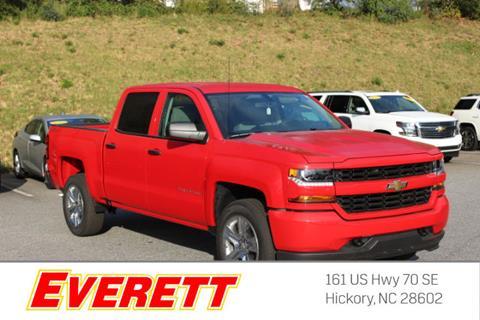 2018 Chevrolet Silverado 1500 for sale in Hickory, NC