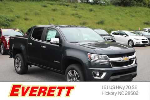 2017 Chevrolet Colorado for sale in Hickory NC