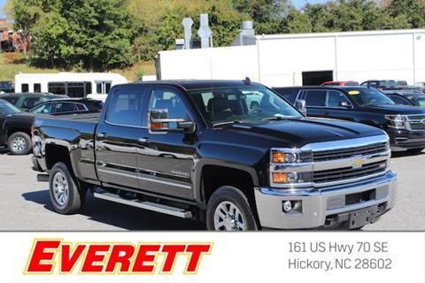 2015 Chevrolet Silverado 2500HD for sale in Hickory NC