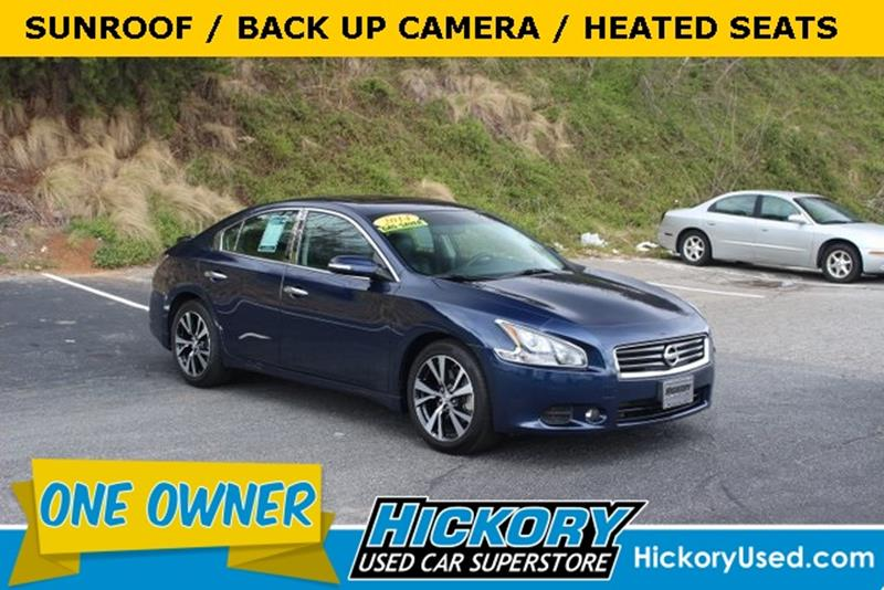 Nissan Maxima For Sale in Hickory NC Carsforsale