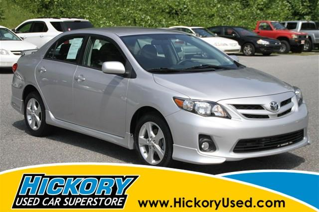 Used 2012 toyota corolla s in hickory nc at hickory used for La motors hickory nc