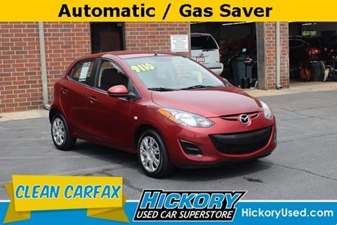 2014 Mazda MAZDA2 for sale in Hickory, NC