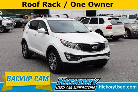 2014 Kia Sportage for sale in Hickory, NC