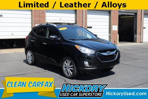 2013 Hyundai Tucson for sale in Hickory, NC