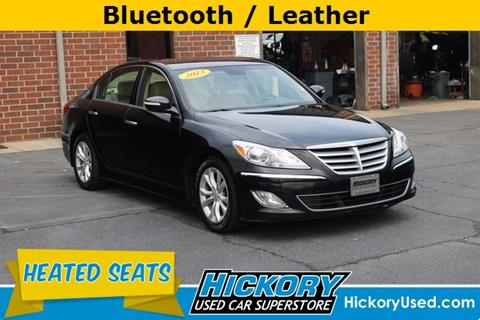 2013 Hyundai Genesis for sale in Hickory, NC