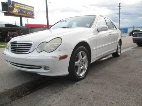 2001 Mercedes-Benz C-Class for sale in Orlando, FL