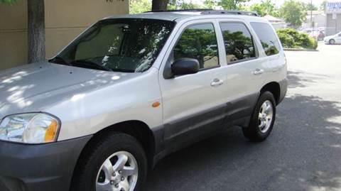 2002 Mazda Tribute for sale in Sacramento, CA