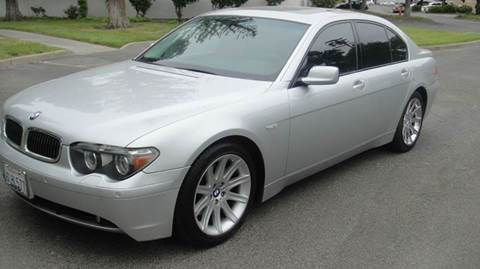 2004 BMW 7 Series for sale in Sacramento, CA