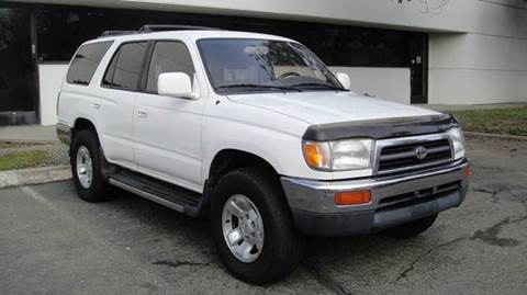 1997 toyota 4runner for sale in riverside ca. Black Bedroom Furniture Sets. Home Design Ideas