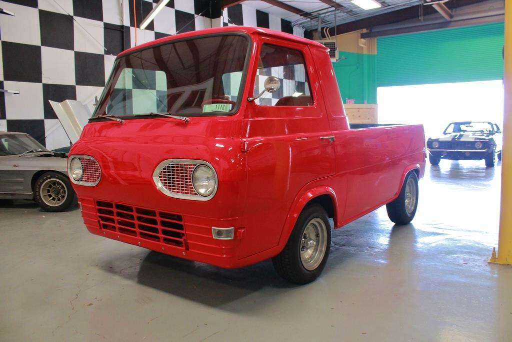 1962 Ford ECONOLINE CAB OVER P/U