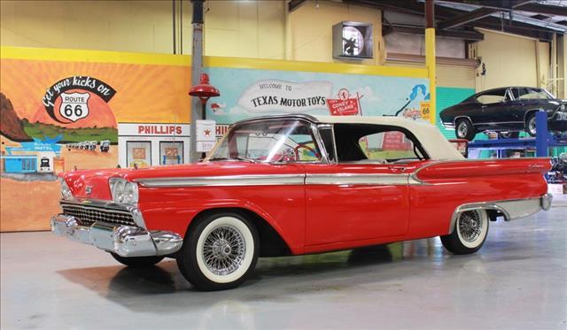 1959 Ford Sunliner