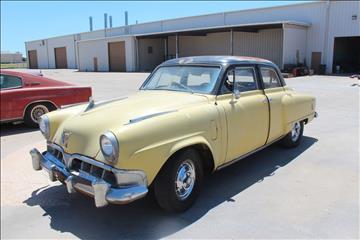 1952 Studebaker 4 dr for sale in Terrell, TX